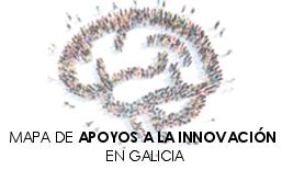 Mapa de apoyos a la innovación
